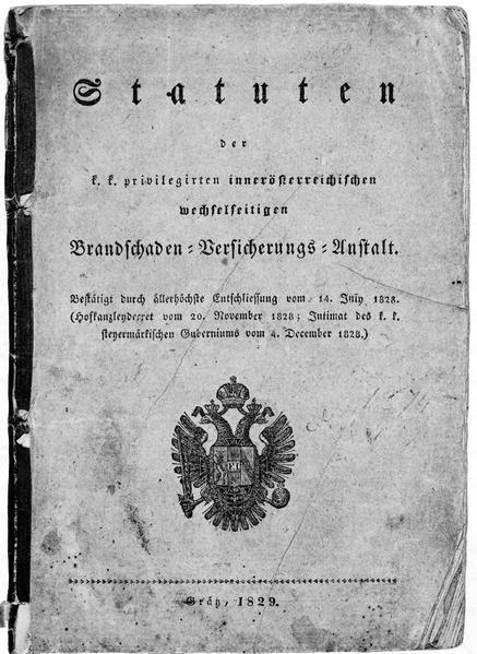 Первый устав Граве