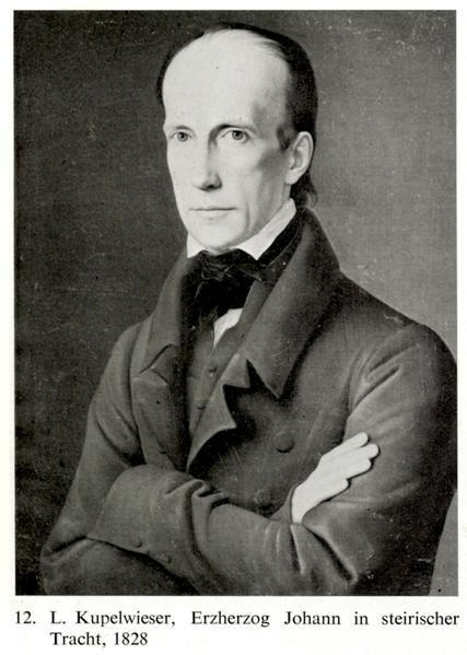 Портрет Эрцгерцога Иоганна