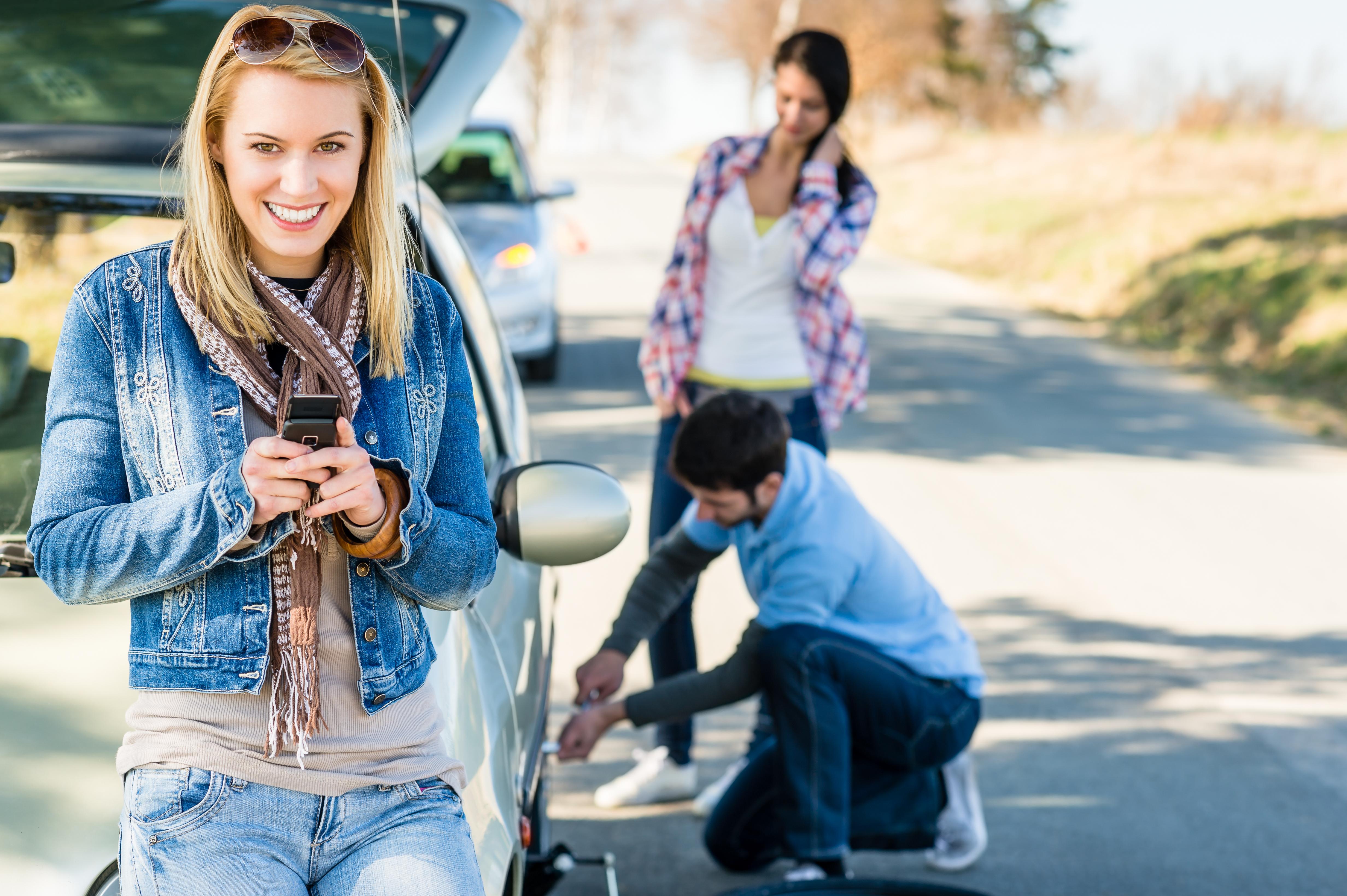Автодопомога для машин вартістю понад 60 000 доларів США